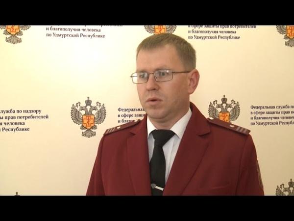 12 08 19 Больше 2 млн рублей штрафов заплатят школы Удмуртии за антисанитарию в столовых