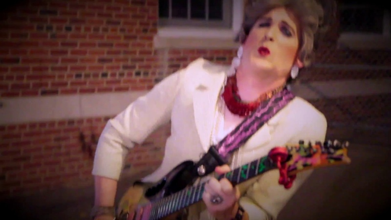Grief and Rage Guitar Hero (MRS. SMITH)