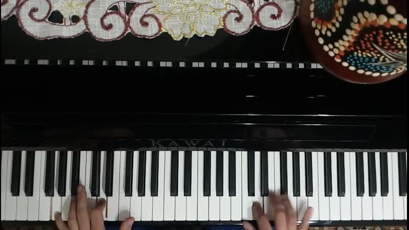 Moi Lolita (piano cover)