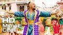 """Уилл Смит Джин"""" поёт Принц Али Сцена АЛАДДИН The Walt Disney 2019 Фрагмент из Фильма"""