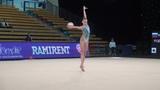 POBEDUSHKINA Maria (RUS) BALL RG FIG Senior