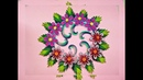 How to make Beautifull flowers designs (Paper art quilling)