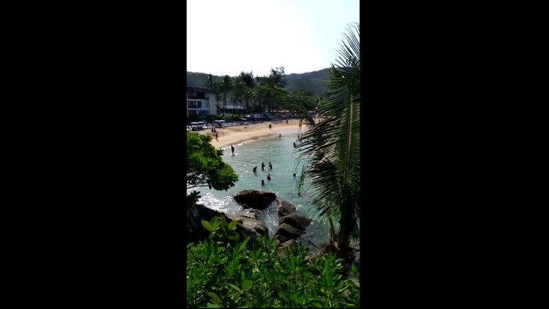 Пхукет 2019 года, пляж Ката и Ката Ной