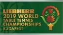 Liebherr 2019 ITTF World Table Tennis Championships