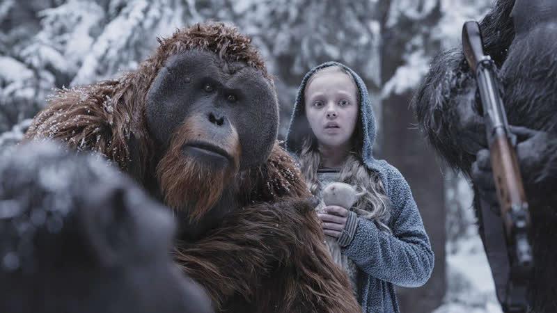 Планета обезьян - Война