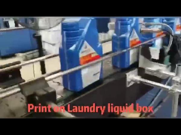 Meenjet Mx1 Inkjet Coding Machine TIJ Date Coder Printing Applications