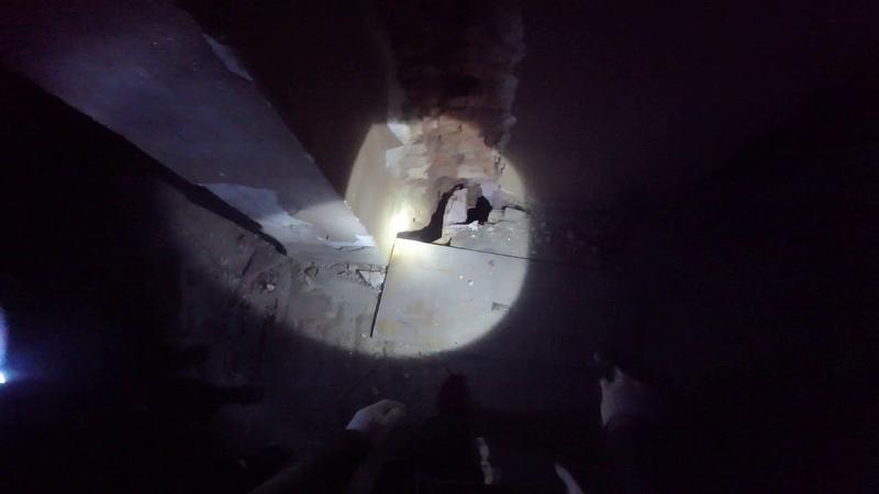 ЗАБРОШЕННЫЕ ВРЕМЕНЕМ. Магнитогорск - Заброшенный колледж. Поиск призрака.