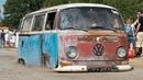 CRAZY DEEPEST VW T2 BAYWINDOW BUS EVER Volkswagen Garage87 Overhaulin