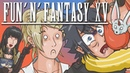 Final Fantasy XV мульт пародия русская озвучка