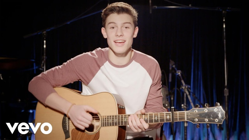 Shawn Mendes - Learn To Play Life of the Party (Vevo LIFT)