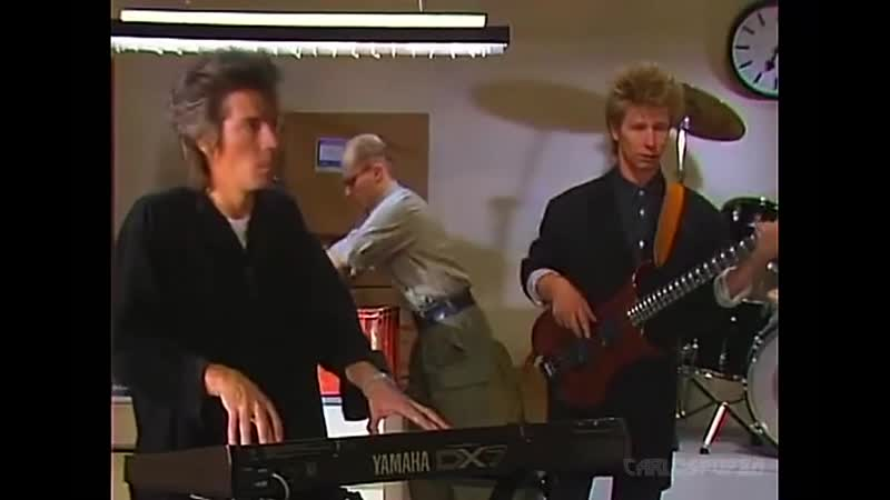 Status Quo – «In the army now» - (Clip 1986)