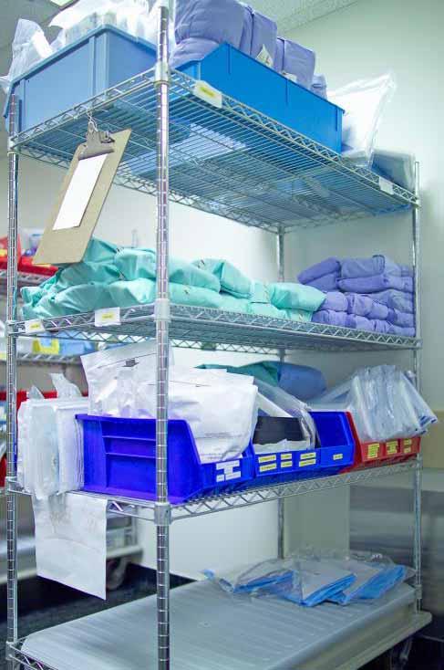 В центральном запасе больницы обычно имеются различные размеры больничных халатов, и они также могут иметь несколько стилей.