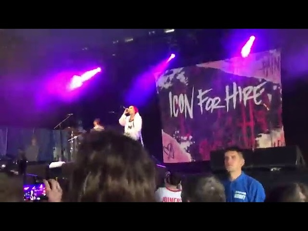 Icon For Hire - 'Make A Move' (Live at Download Festival 2019, Donington)1.mp4
