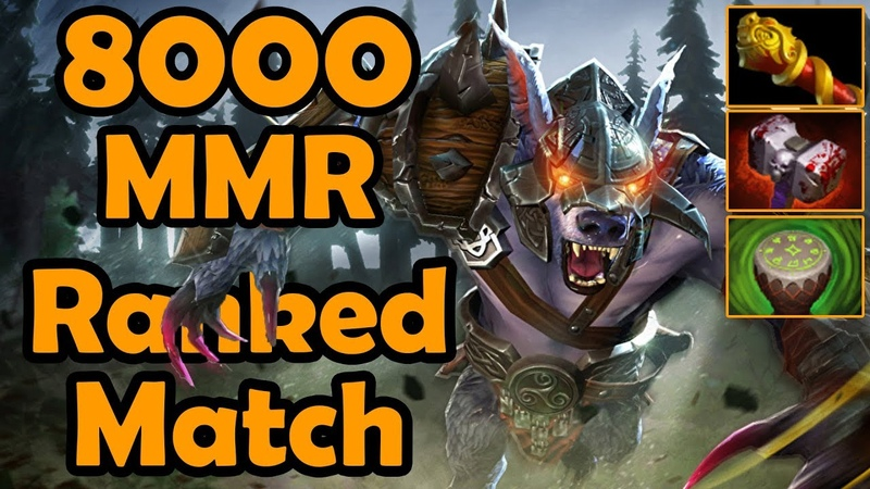 8k MMR Average - Chance to Win 1% (Mind Control Universe Old Eleven)