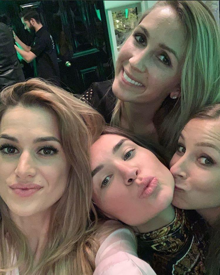 Елена , Айне и Софи