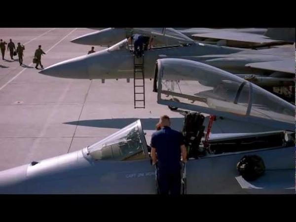 Д/ф Боевые пилоты: Операция «Красный флаг» IMAX 480p