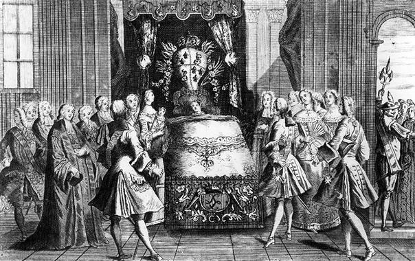 Как рожали королевы в старину: шоу для всего двора В Средневековье взгляды на женскую репродуктивную систему были ну средневековыми. Большинство мужчин были убеждены, что гениталии женщины это