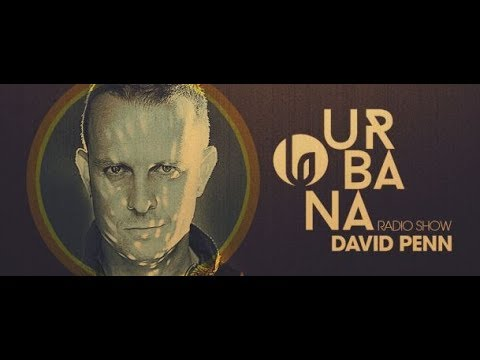 Urbana Radio Show 419 (with David Penn) 25.05.2019