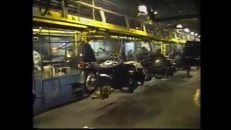 Ural Motorcycles (1993)