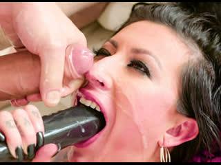 Lily Lane [720p HD Porn Sex Anal Hard Slut Blowjob Gag Fisting Секс Порно Анал Минет Жёстко] - Evil Angel