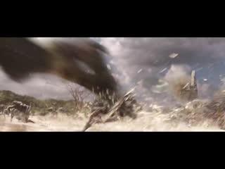 Подать мне Таноса! Тор прибывает в Ваканду - Мстители- Война бесконечности~2.mp4