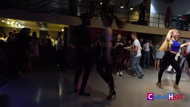 Adonis Santiago Yuliya Lukina_salsa