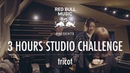 Tricot Red Bull Music Presents「3 HOUR STUDIO CHALLENGE」