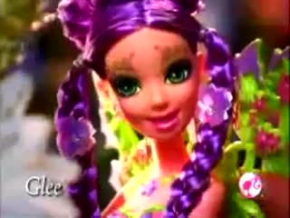 Barbie Fairytopia Magic of The Rainbow Dolls 2006. MATTEL Commercial 2007