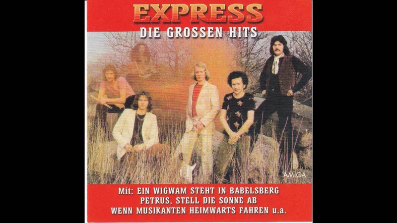 Express - Petrus, stell die Sonne ab (1976)