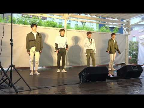 [FANCAM] 190528 백퍼센트(100%) - Still Loving You @ Hyogo - Amagasaki Q's MALL