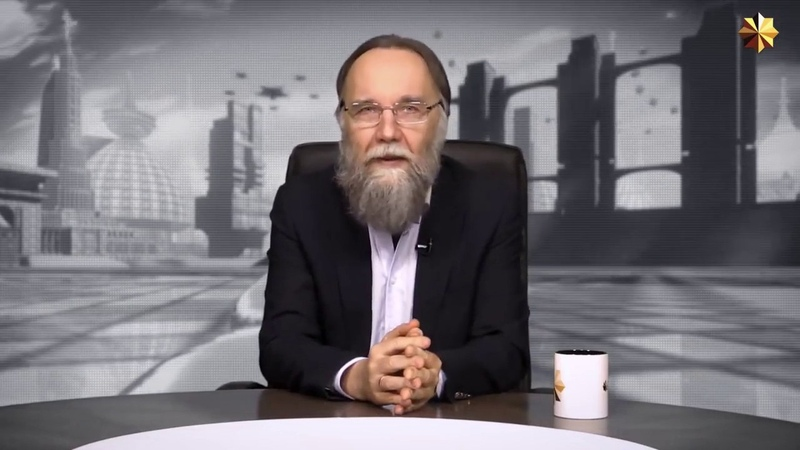 Александр Дугин невротики бетонных концлагерей