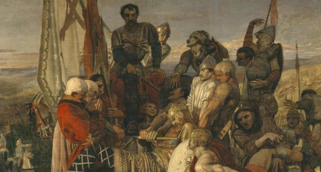 Смерть Вильгельма Завоевателя