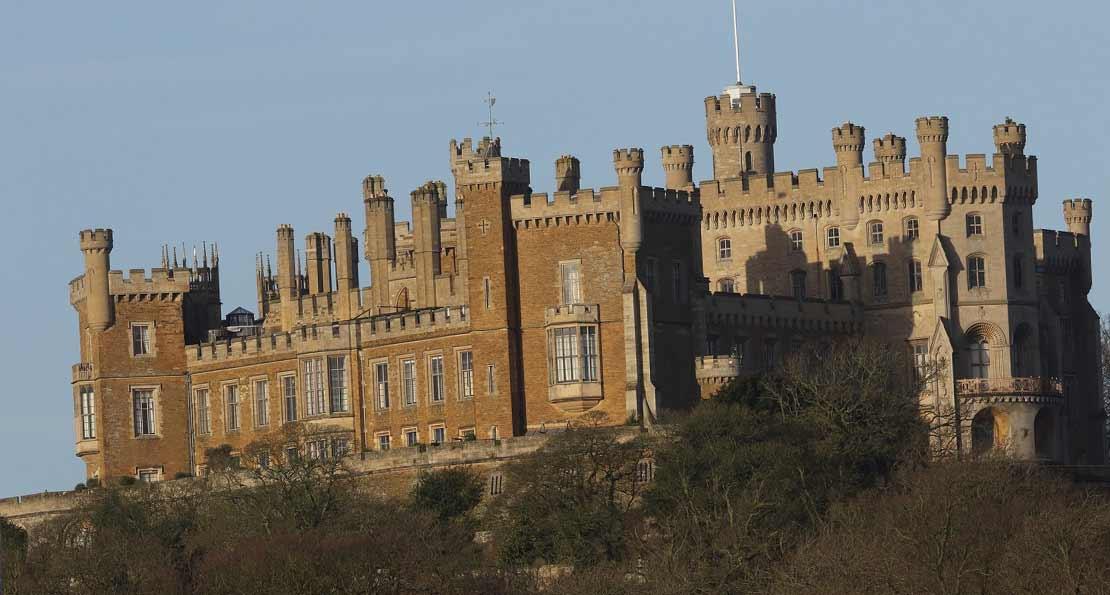 Замки норманнов