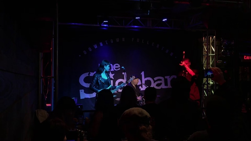Messer Chups - The Hound Of The Baskervilles - live at the Slidebar In Fullerton, CA on 11/11/2018