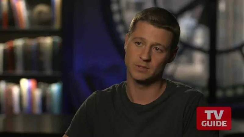 Gotham's Ben McKenzie on re imagining Commissioner Gordon