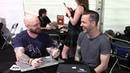 PapaRoach - Asgard Interview with Jerry Horton