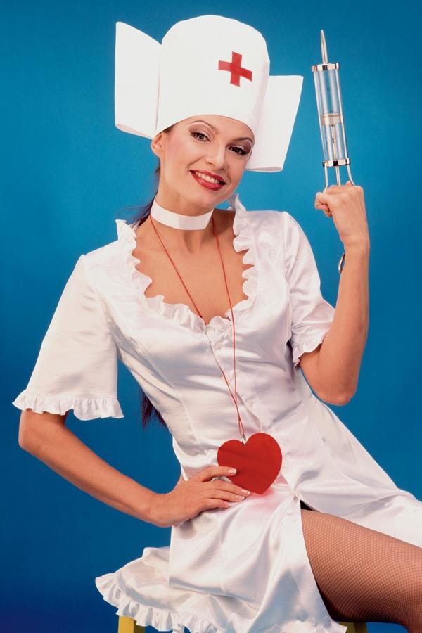 Покупка спецодежды для медсестры