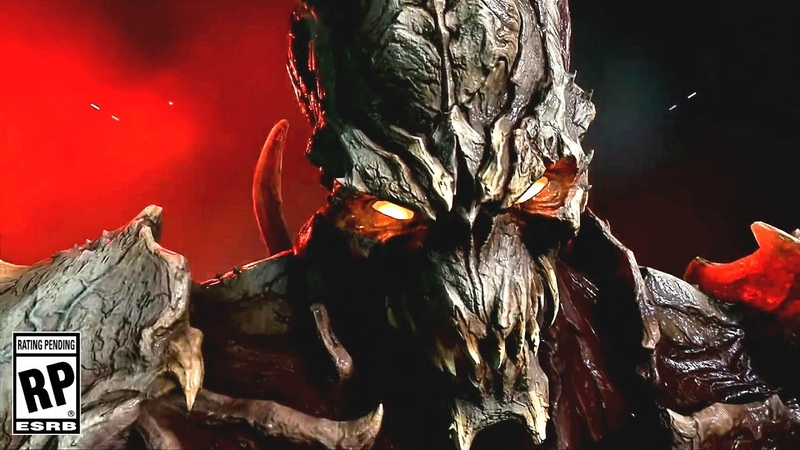 DOOM Eternal All Official Trailers™