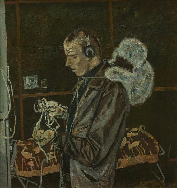 Борис Лесов (1945-2017) родился в День Победы 9 мая 1945 года на острове Соловки. С 1965 по 1971 учился в Институте живописи, скульптуры и архитектуры имени И.Е. Репина, в мастерской