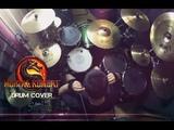 Mortal Kombat Theme - Drum Cover