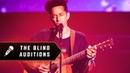 Blind Audition Zeek Power 'Runnin' Lose It All The Voice Australia 2019