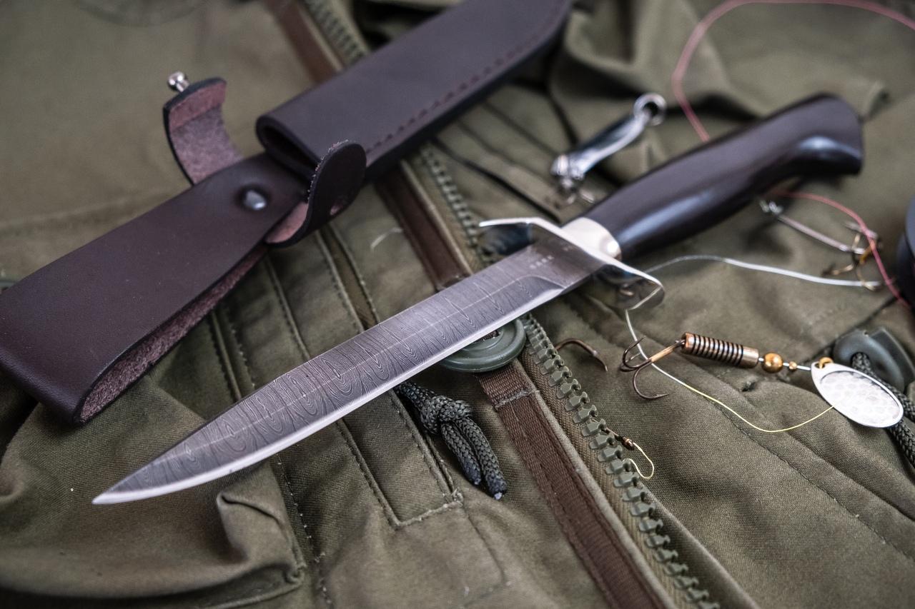 О таких ножах можно слагать легенды! Честно слово. Мы...