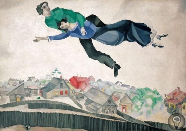 Марк Шагал: «Я жизнь провел в предощущеньи чуда» Художник-еврей За право называть Марка Шагала своим художником борются Россия, где он родился, и в Франция, где провел большую часть своей