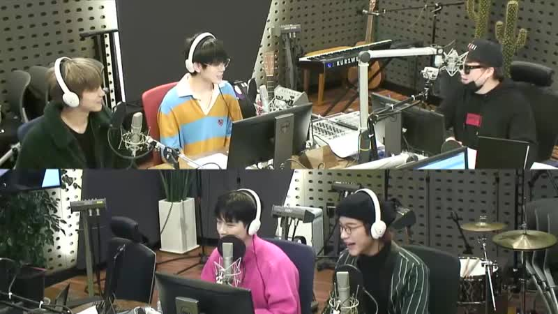 [21.03.19] KBS Cool FM «Moon Heejuns Music Show» @ N.Flying