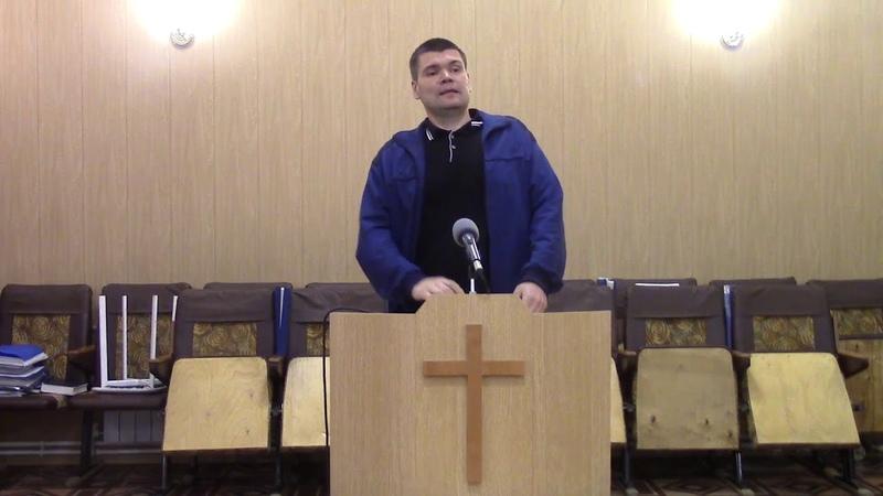 Андрей Агафонов Проповедь Для чего был дан закон 2019 06 21