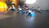 Открытый урок по детскому танцу - 4-5 лет, филиал Зорге, 12а