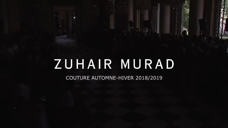 Zuhair Murad HD Haute Couture Fall Winter 2018 19 Official Edit