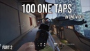 100 One Taps in 1 Video (Part 2) - Rainbow Six Siege