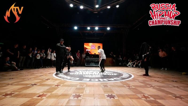 ZAVOD vs Kresanova Incredible Miha FINAL ALL STYLES 2x2 RUSSIA HIP HOP DANCE CHAMPIONSHIP 2019