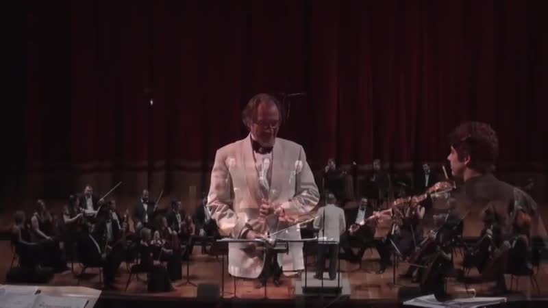 C.Gardel Por una Cabeza - Orquestra Sinfonia Brasil, Daniel Guedes e Norton Morozowicz